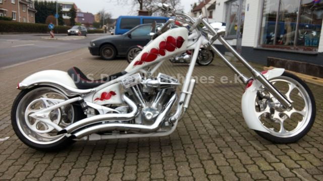 Big Dog Motorcycles K9 - 300, 130PS, Chopper, Custombike, Highnecker