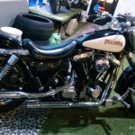 Harley Davidson FXR 1340 Fat Boy Umbau
