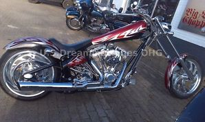 AMERICAN IRONHORSE legend chopper